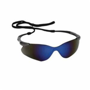 Jackson Safety 20543 V40 Hellraiser Safety Glasses Black Frm Blue Personal Protective Equipment (ppe)