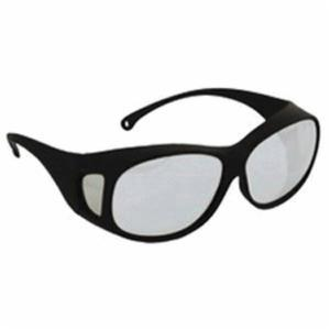 Jackson Safety 20543 V40 Hellraiser Safety Glasses Black Frm Safety Glasses & Goggles Blue